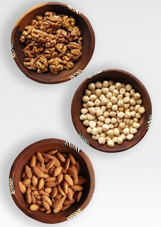 Jeg elsker alle nødder!